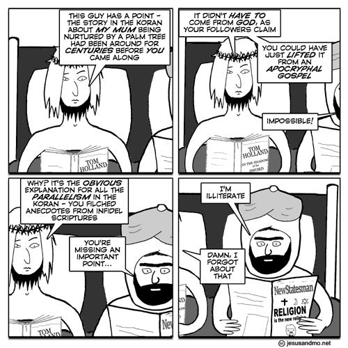 New Jesus & Mo